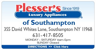 Plesser's Luxury Appliances Southampton