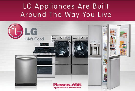 LG Special pricing - Plessers Appliances & Electronics