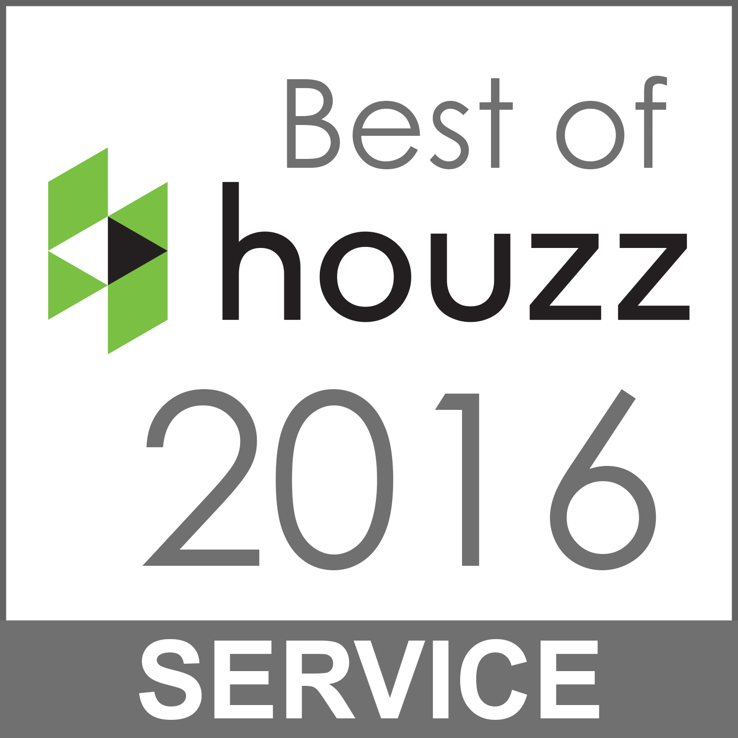 Best of Houzz Plessers Service Award! - Plessers Appliances & Electronics
