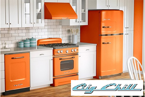 Big Chill Appliances Retro Styling - Plessers Appliances & Electronics