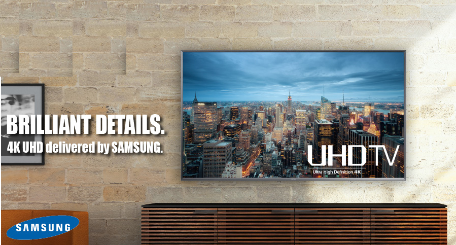 Samsung TVs Best TV deals! - Plessers Appliances & Electronics