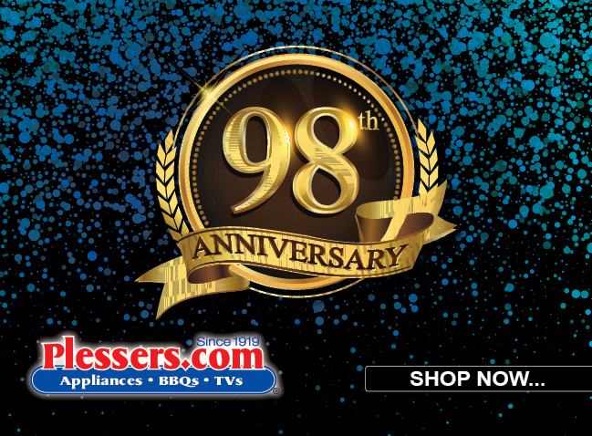 Anniversary  SALE! - Plessers Appliances & Electronics