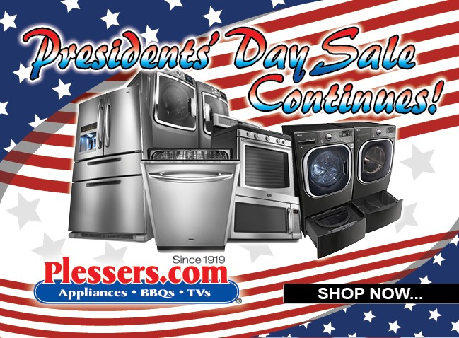 - Plessers Appliances & Electronics