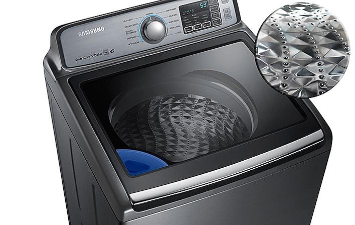 Samsung Wa50m7450ap Wa7450 5 0 Cu Ft Top Load Washer