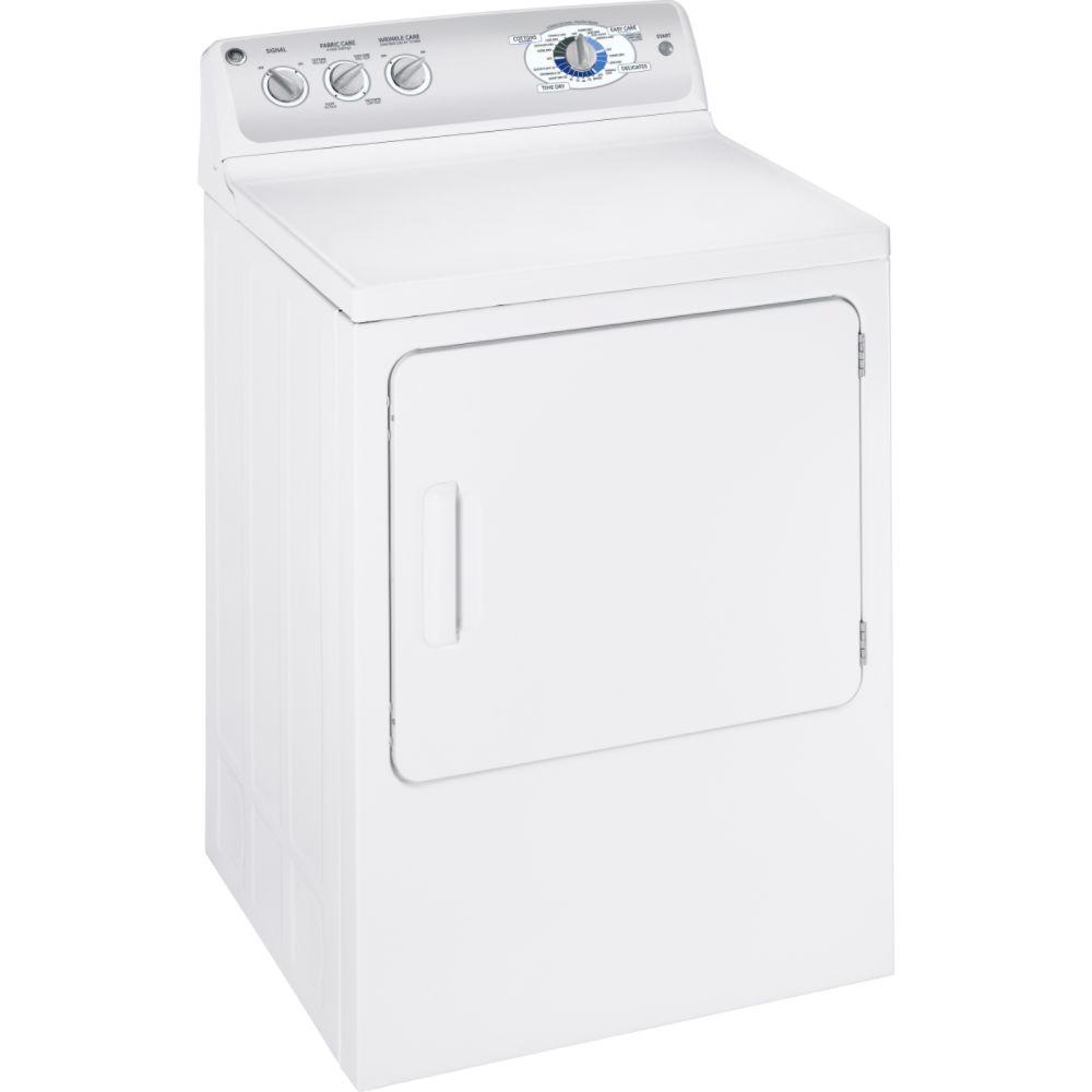 Drsr495ggww Ge Drsr495ggww Gas Dryers White