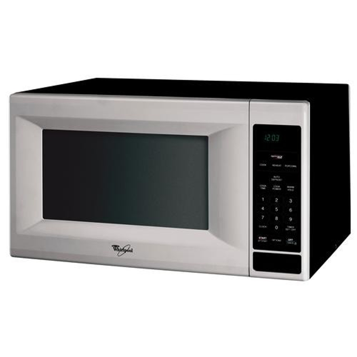 Whirlpool Mt4155sps 1 5 Cu Ft Countertop Microwave Oven