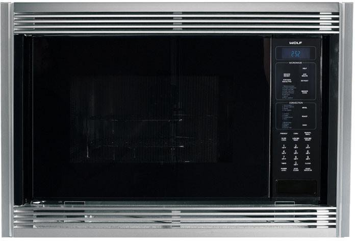 Mwc24 Wolf Mwc24 Countertop Microwaves Black