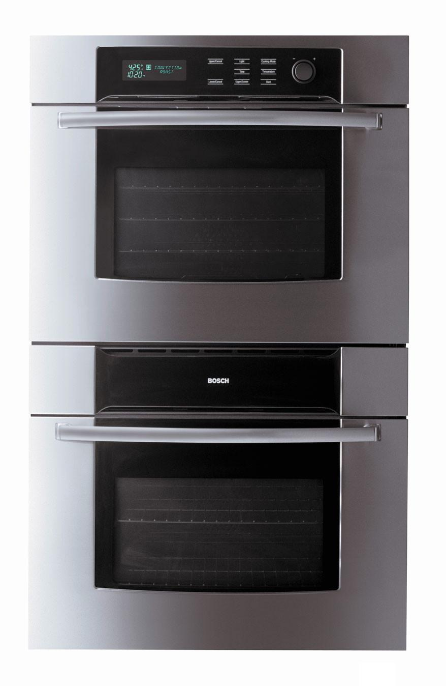 Bosch Hbn755auc Double Electric Wall Oven With Genuine