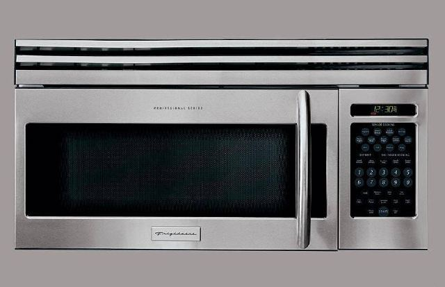 Frigidaire Professional 2 0 Cu Ft Built In Microwave Oven With