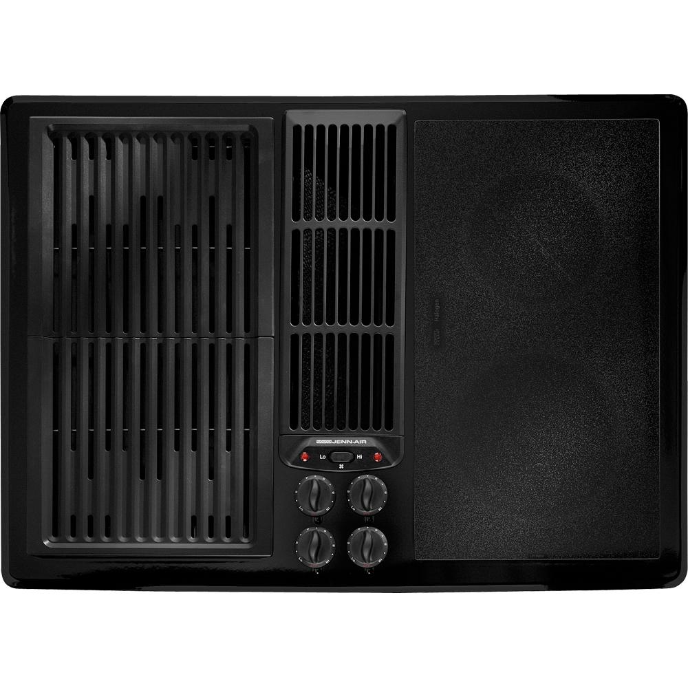 Jed8230adb Jennair Jed8230adb Electric Cooktops Black