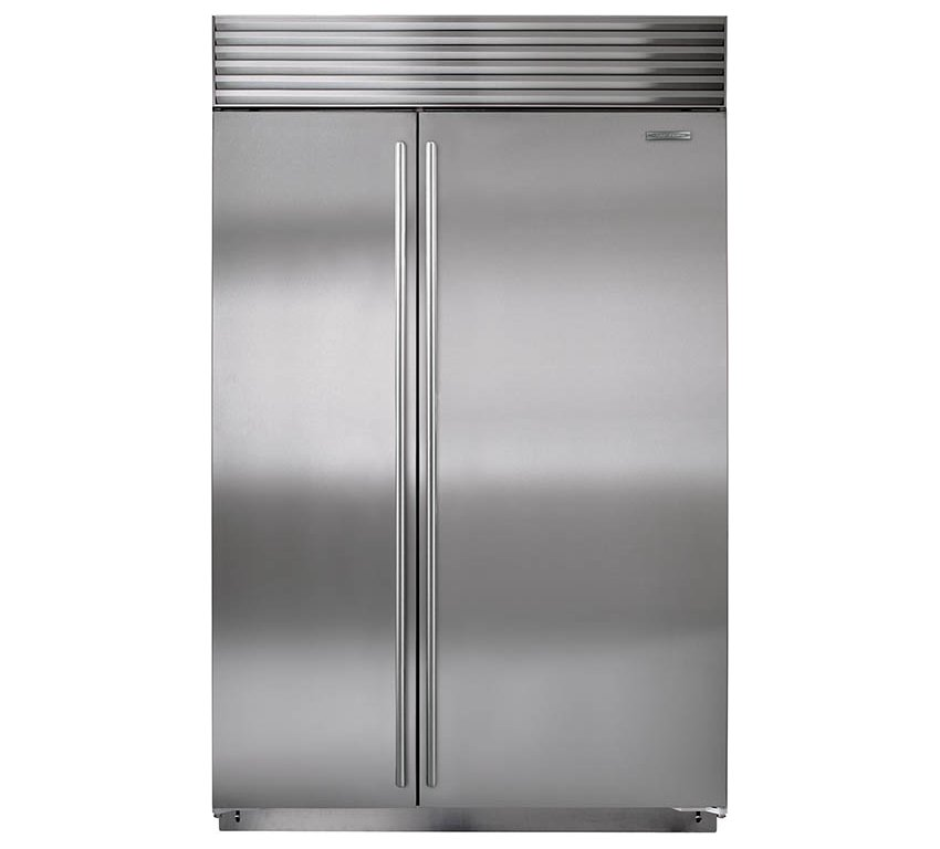 Bi48ssth Sub Zero Bi48ssth Side By Side Refrigerators