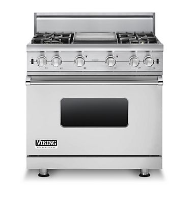 Viking Vgcc5364gss 36 Quot Prostyle Gas Range Stainless Steel