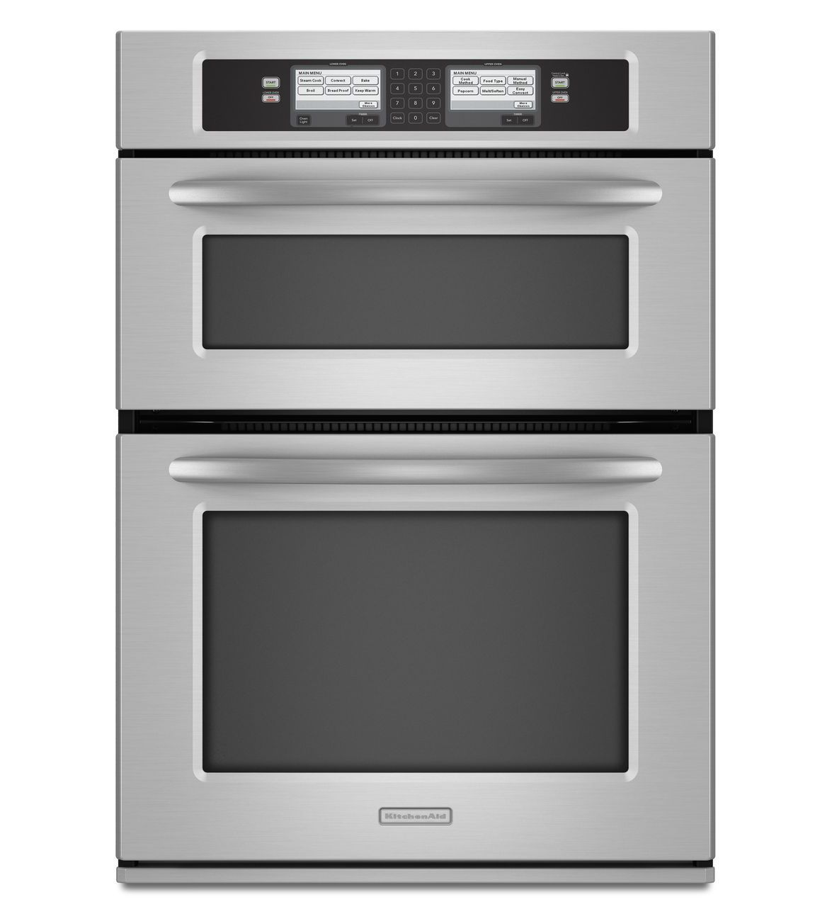 Kitchenaid Kehu309sss 30 Microwave Combination Wall Oven