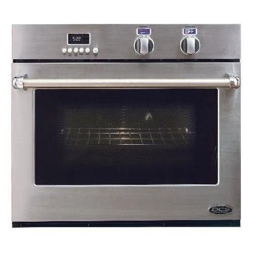 "Dcs Outdoor WOU130 30"" Single Electric Wall Oven With 3.5"