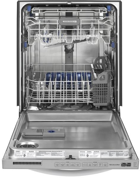 Kudk03ctwh kitchenaid kudk03ctwh architect k series ii - Control lock on kitchenaid dishwasher ...