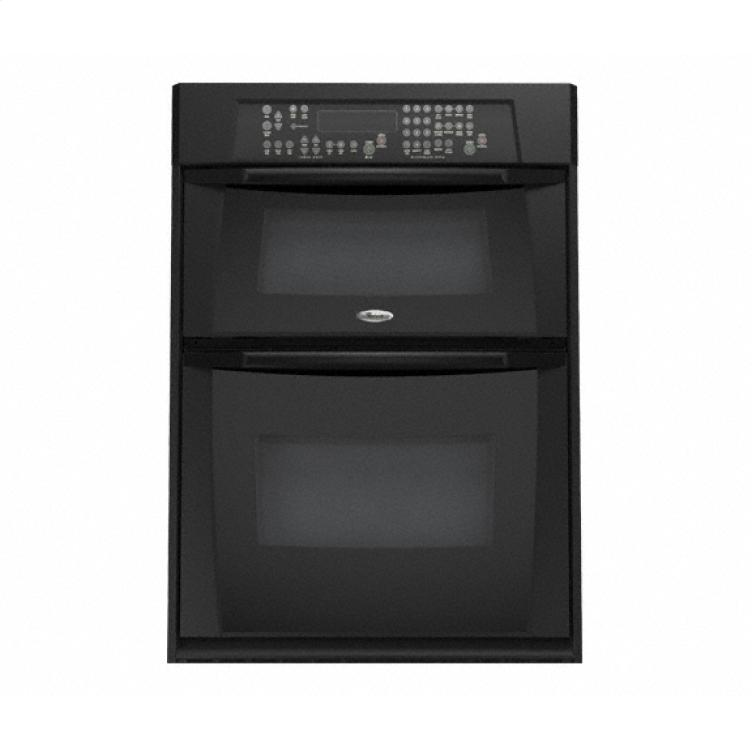 Whirlpool Gmc305prb 30 Quot Built In Microwave Combination