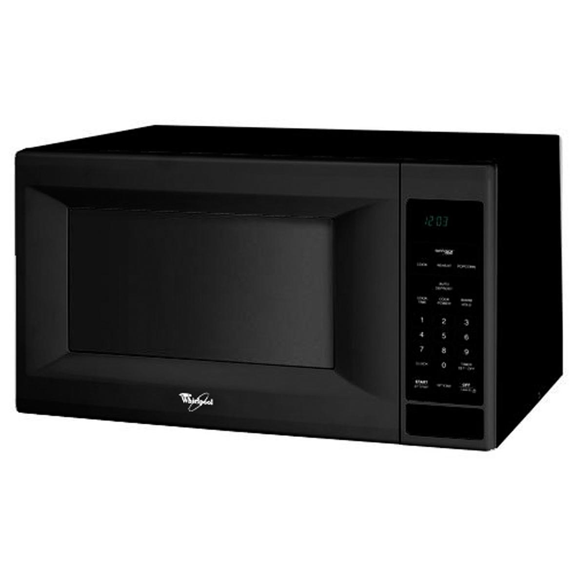 Microwave Ovens Countertop ~ Mt spb whirlpool countertop microwaves black