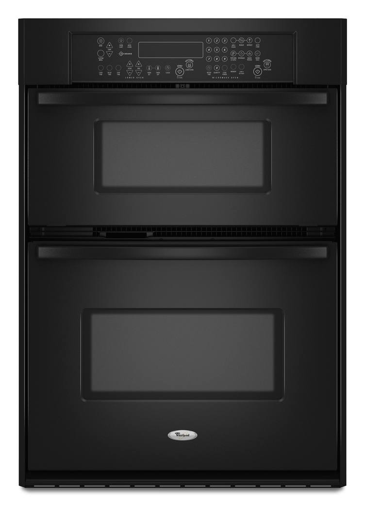 Whirlpool Rmc275pvb 27 Quot Built In Microwave Combination