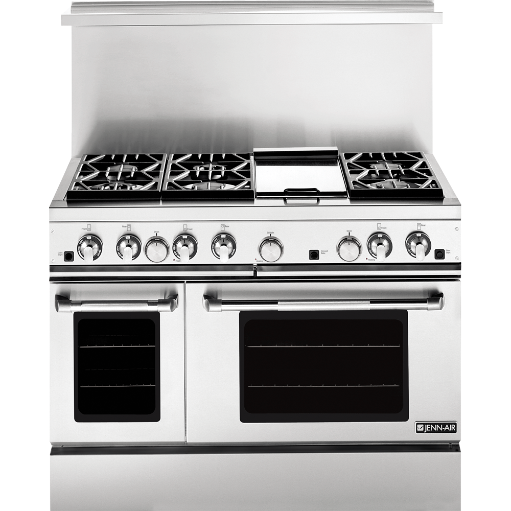 "Jenn-air PRG4810NP 48"" Pro-Style Gas Range With 6 Sealed"