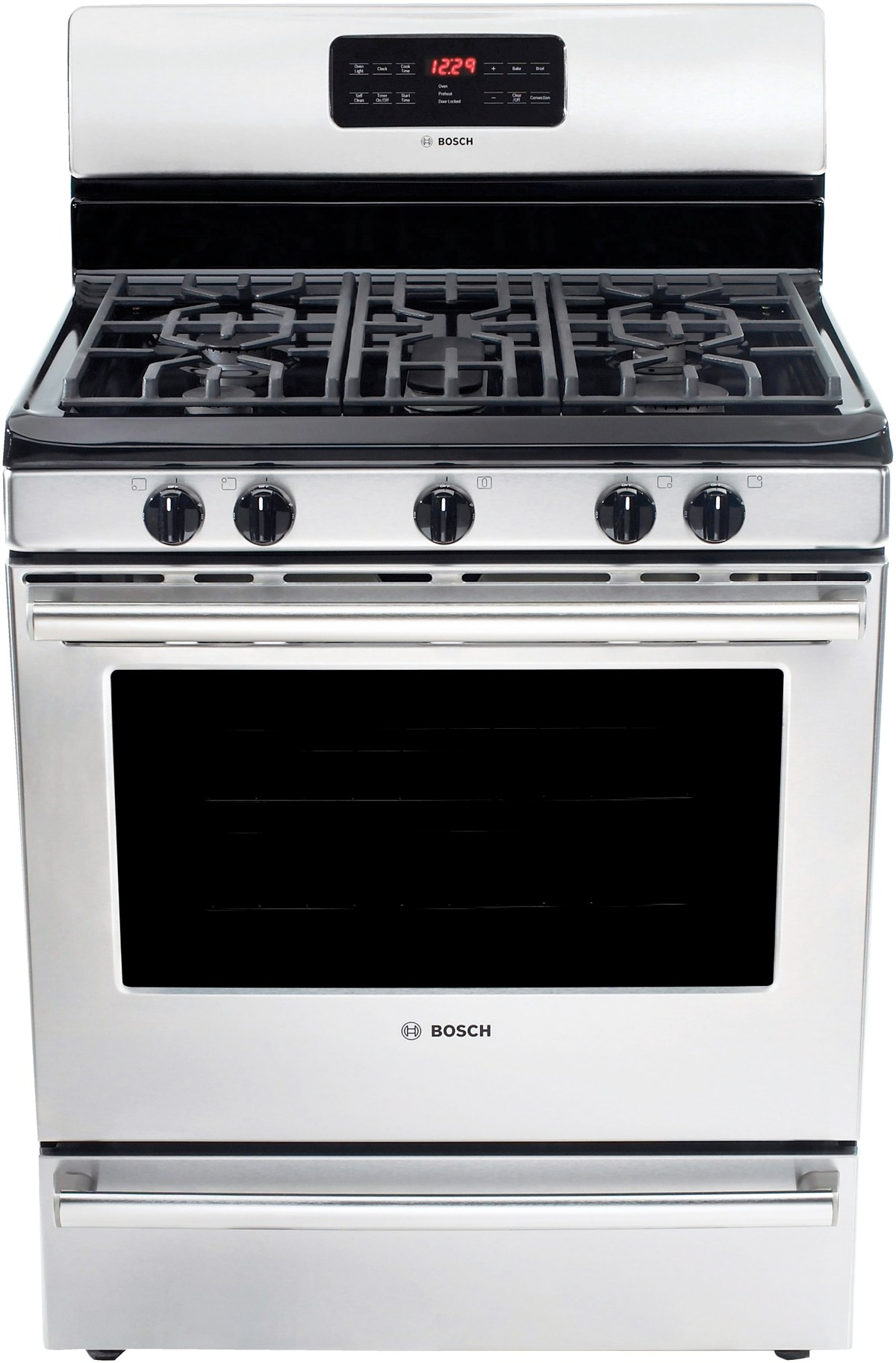 Bosch Hgs5053uc 30 Quot Freestanding Gas Range With 5 Sealed