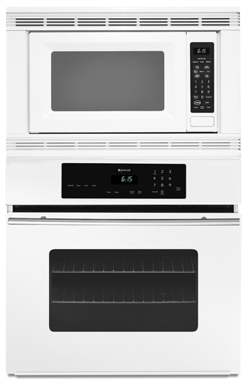 Jenn Air Jmw8330daw 30 Quot Microwave Wall Oven Combo With