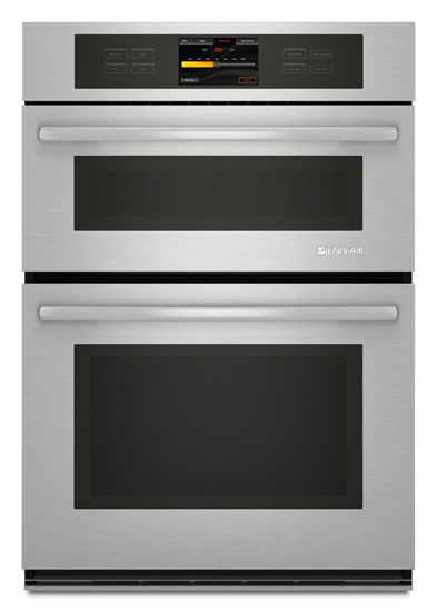 Jenn Air Jmw3430ws 30 Quot Combination Oven With V2 Vertical