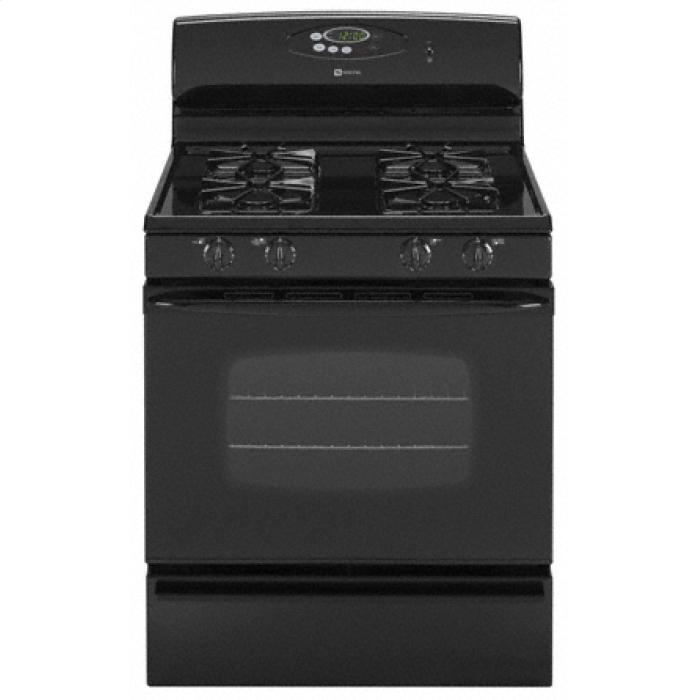 "Maytag MGR4452BDB 30"" Freestanding Gas Range With 4 Sealed"