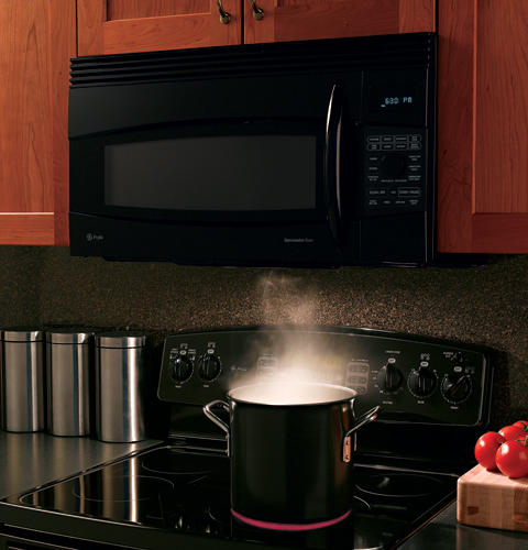Ge Microwave Oven Above Range Model Jvm 1430 Microwave Ovens
