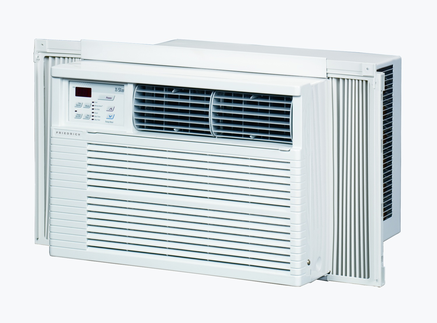 Brand: FRIEDRICH Model: XQ08M10 Style: 7 500 BTU Air Conditioner #121B20