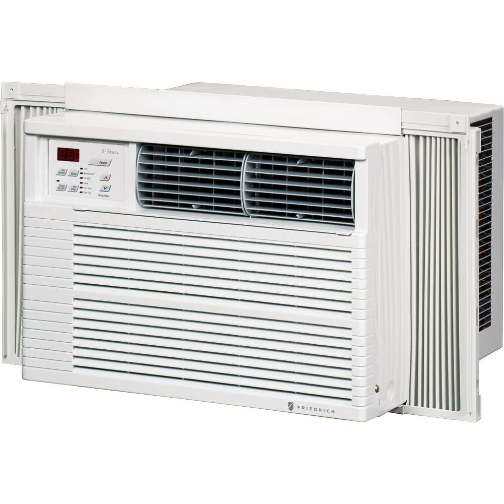 Xq06m10 friedrich xq06m10 x star series for 12 x 19 window air conditioner