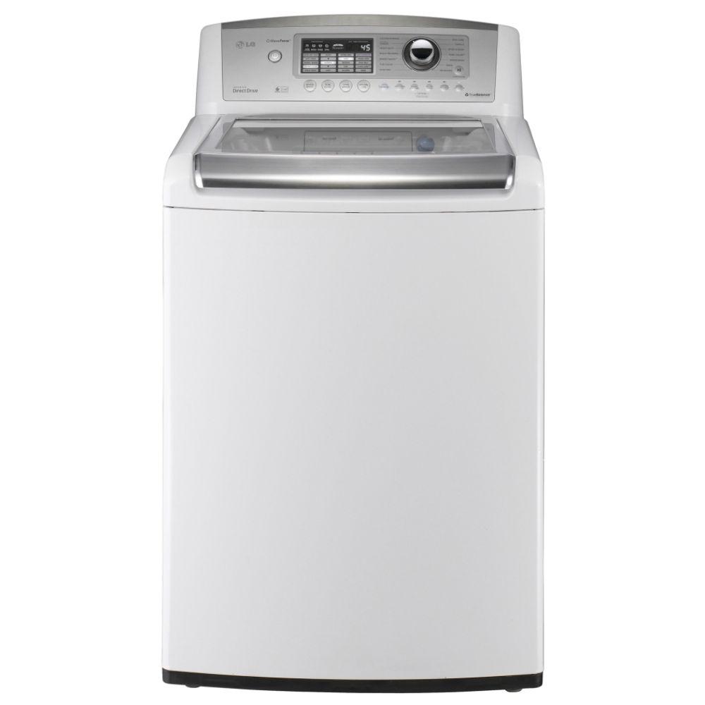 Wt5101hw Lg Wt5101hw Top Load Washers White