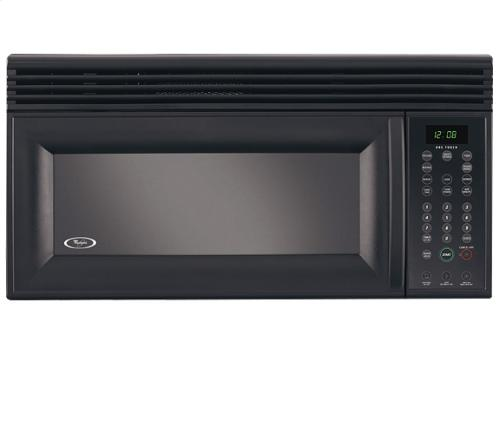 Whirlpool MH1150XMB 1.5 Cu. Ft. Over The Range Microwave