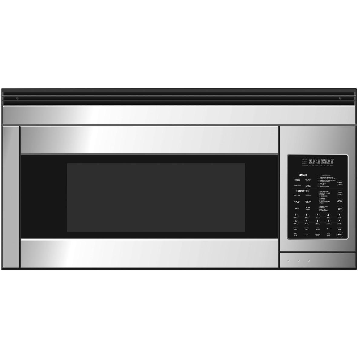 Fisher Paykel Cmoh30ss 1 1 Cu Ft Over The Range