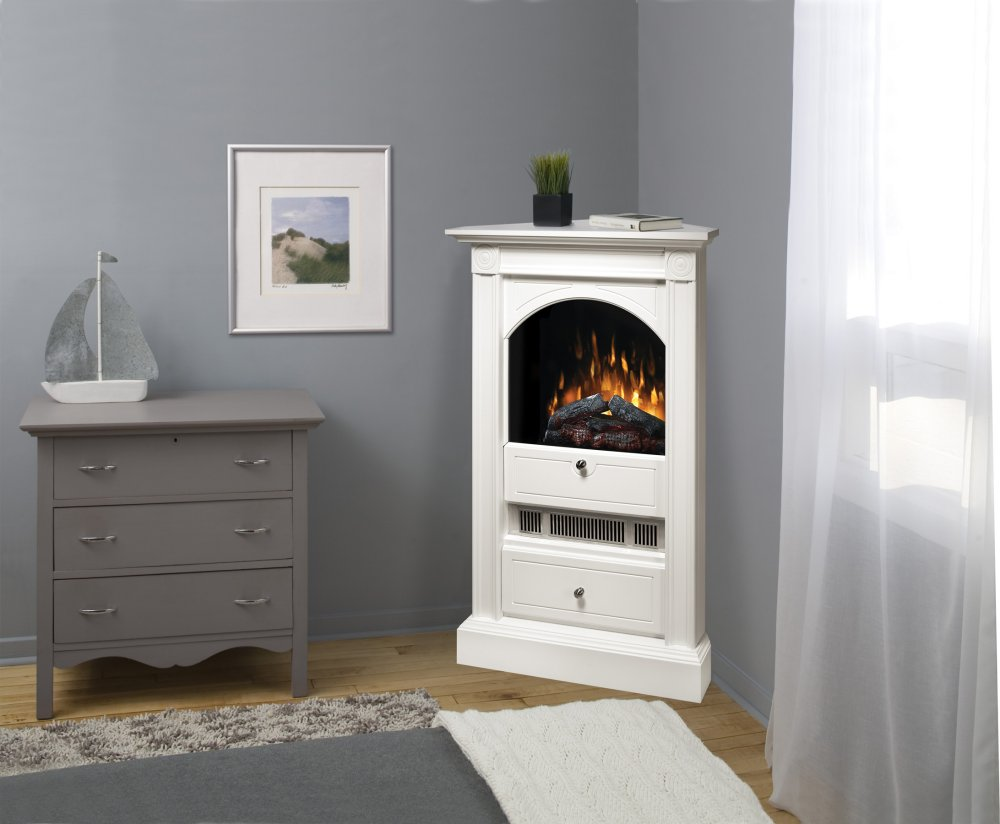 Small Electric Fireplace With Mantel Desainrumahkeren Com