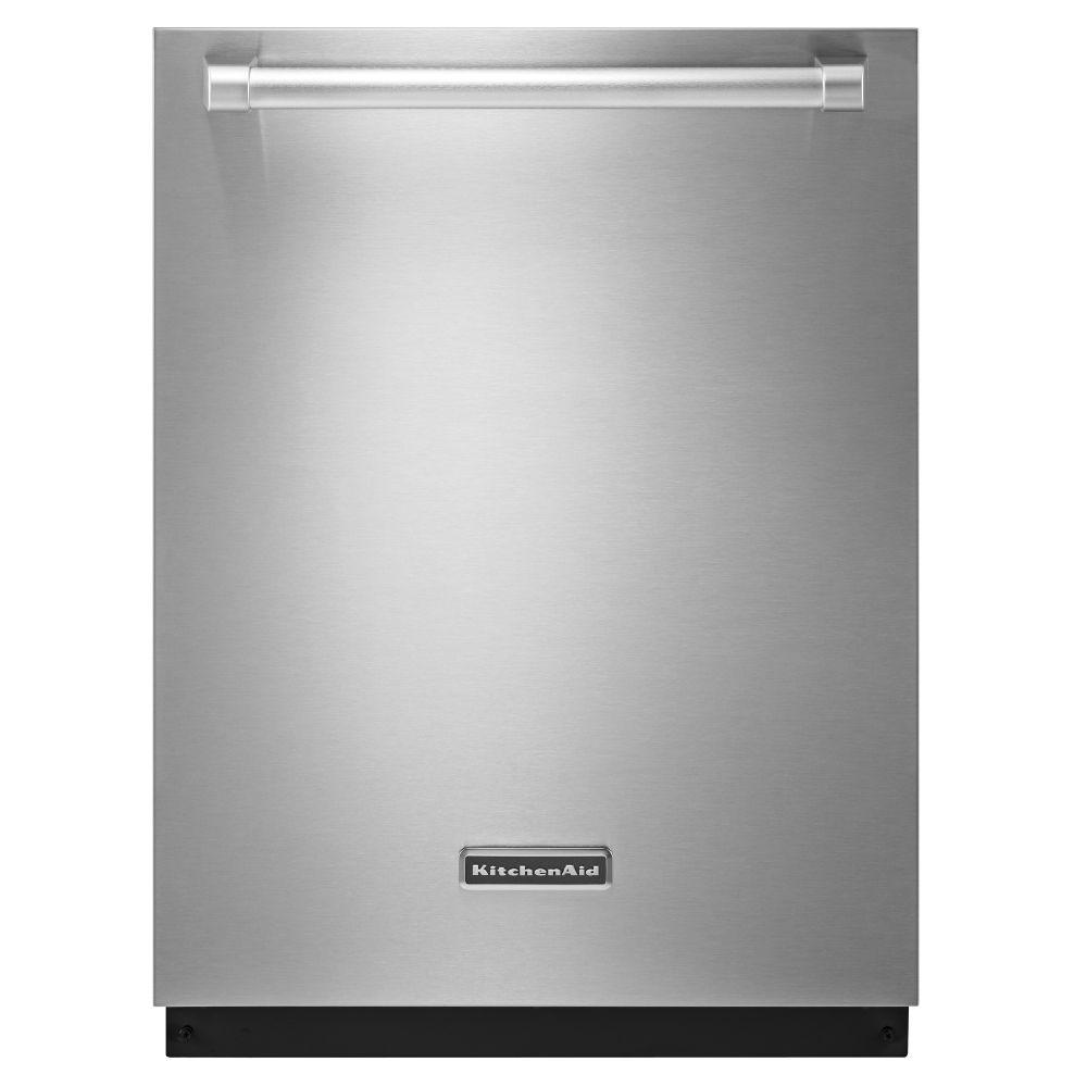 Kitchenaid Whisper Quiet Dishwasher: Kitchenaid Kude40fxsp