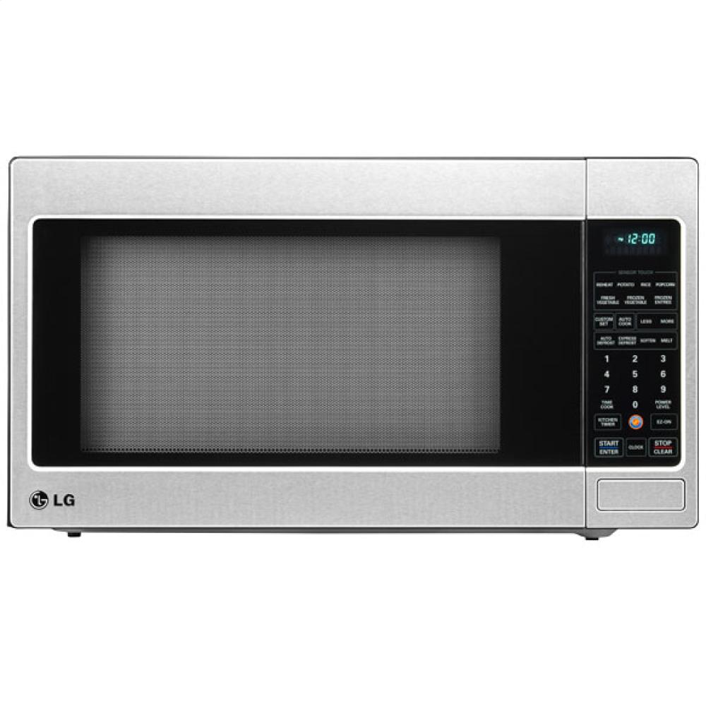 ... : LG, Model: LCRT2010ST, Style: 2.0 cu. ft. Countertop Microwave Oven