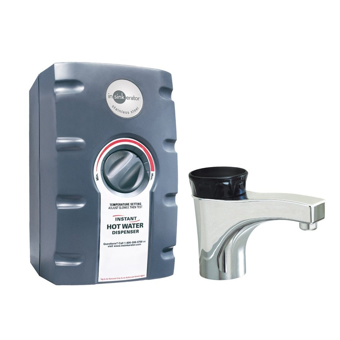 Insink : Details about InSinkErator H770-SS Hot Water Dispenser & Tank *NEW*