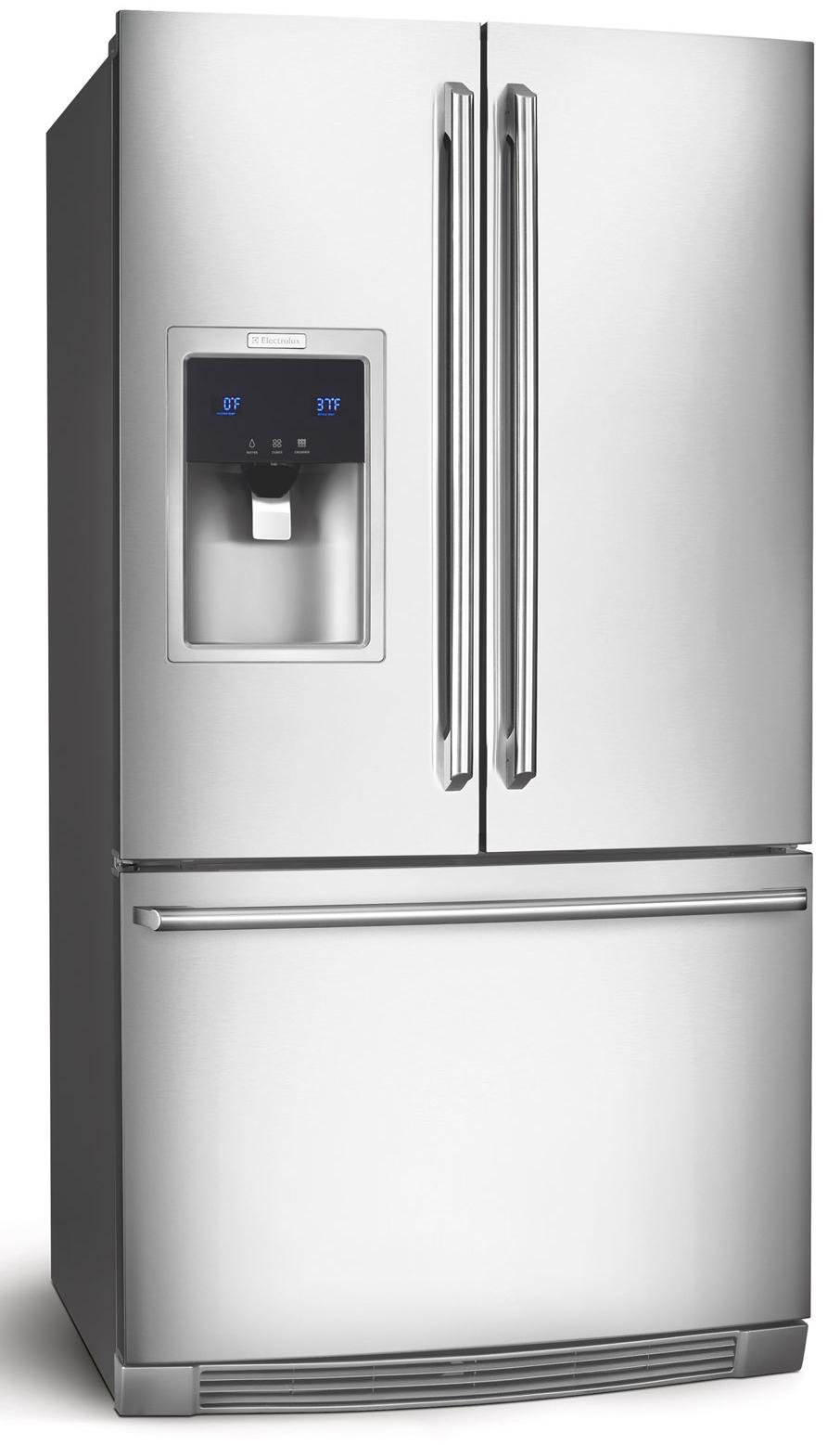 Pictures of Electrolux Wave Touch French Door Refrigerator