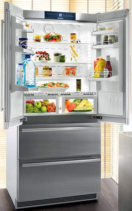 French Door Refrigerators French Door Refrigerator Liebherr