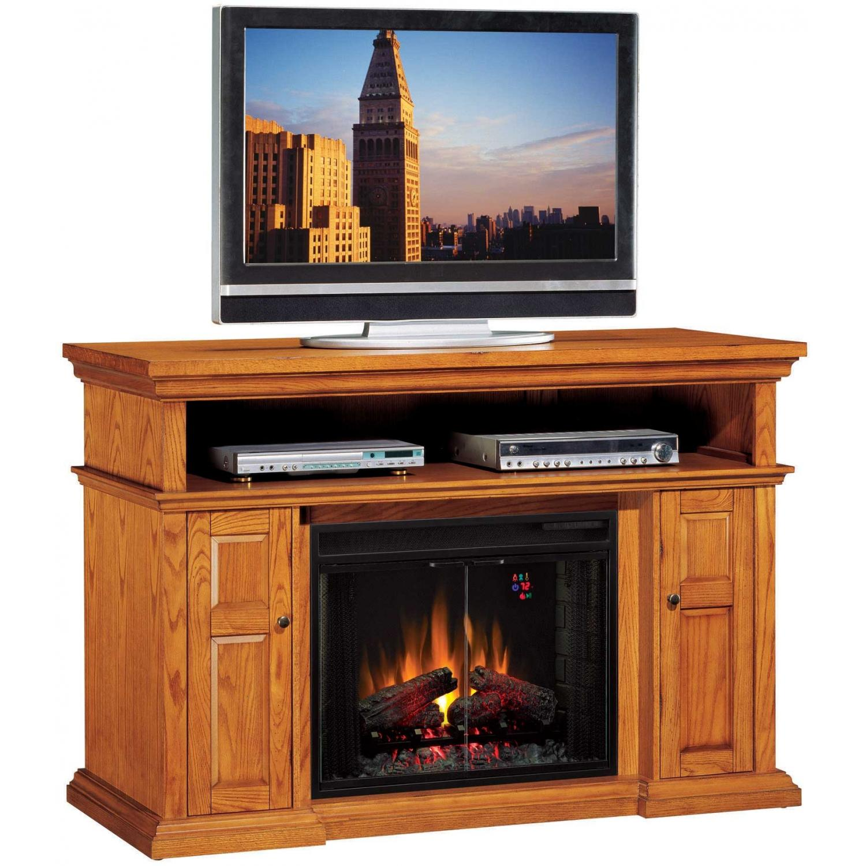 Furniture Entertainment Furniture Fireplace Premium Cherry Electric Fireplace