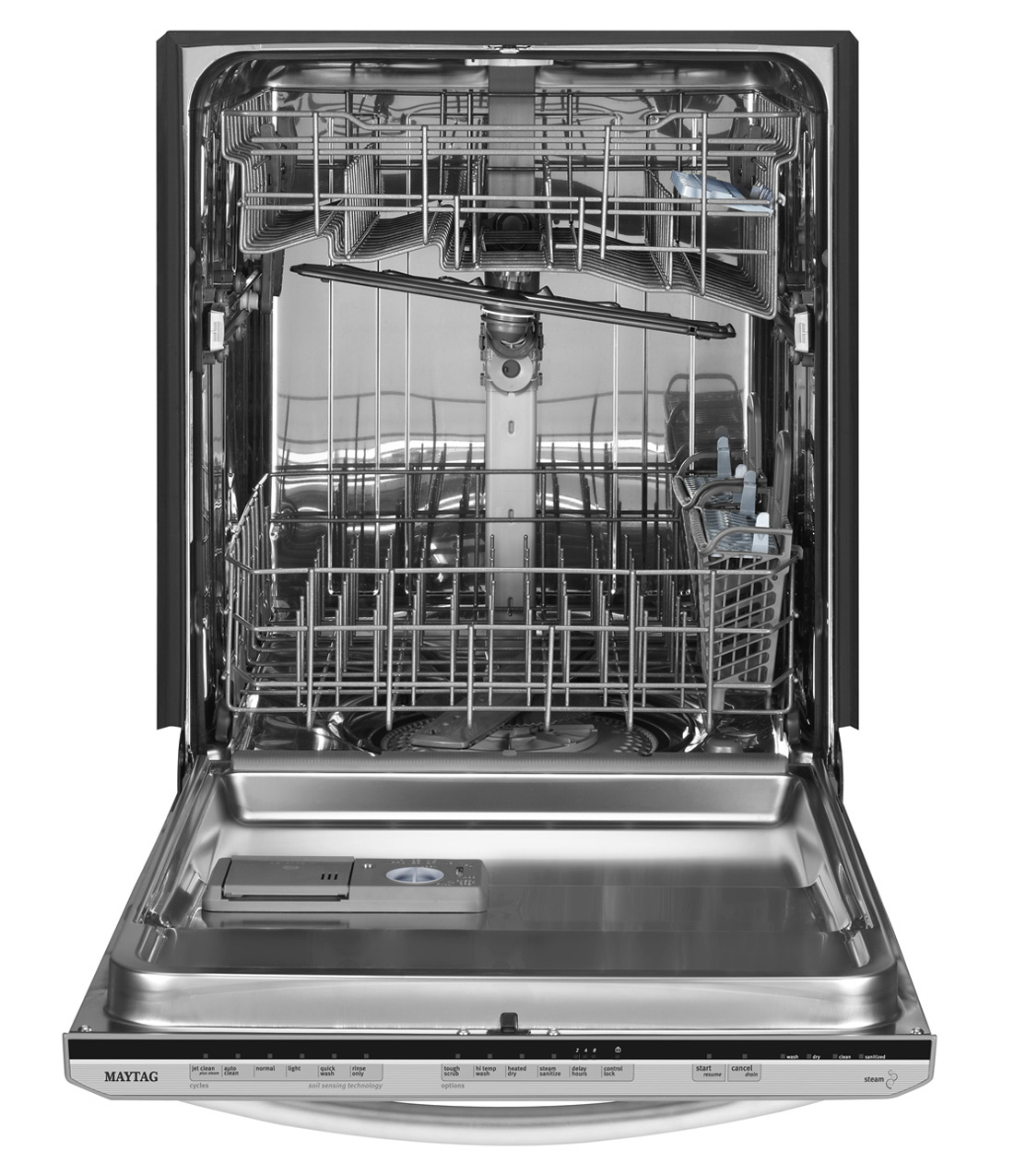 Maytag Jetclean Dishwasher Owners Manual