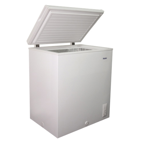 Haier Hcm071aw 7 1 Cu Ft Chest Freezer With One