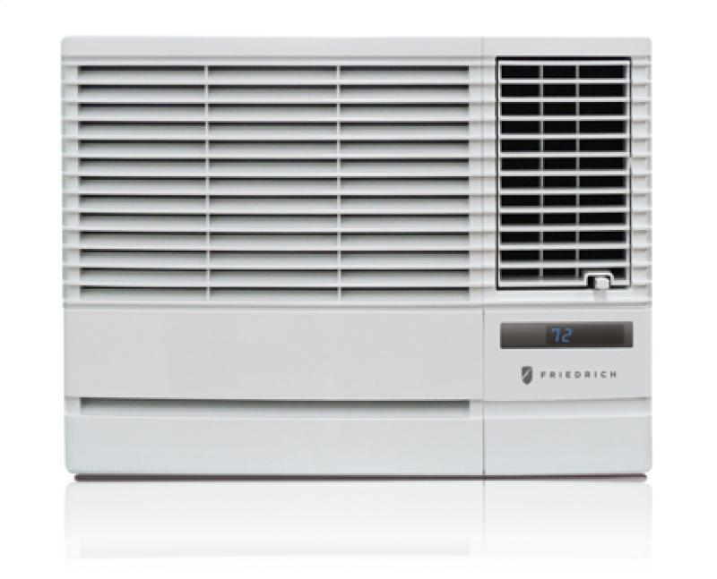 Cp12g10 friedrich cp12g10 chill series for 12000 btu window air conditioner room size