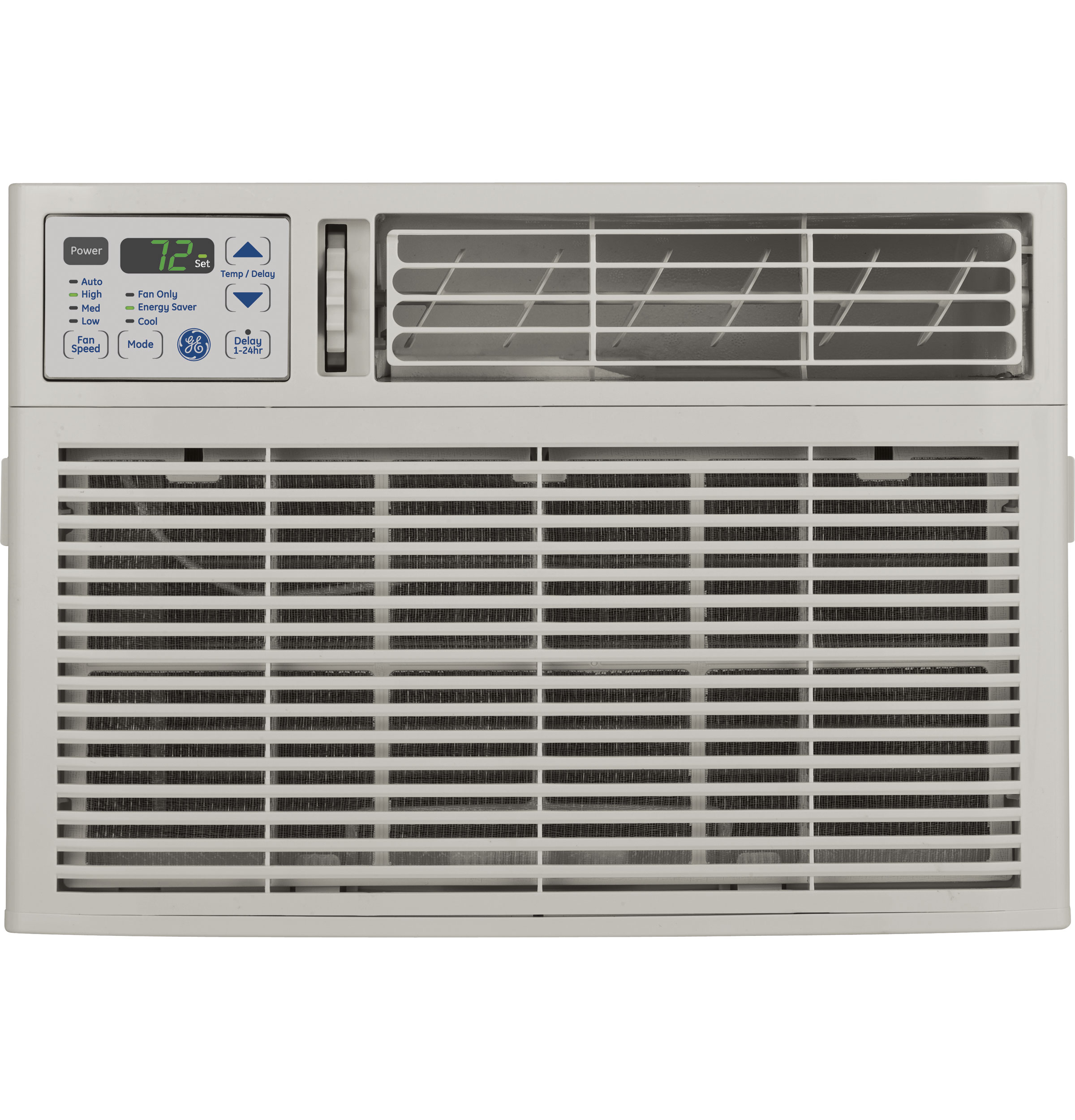 General Electric Aen08lq 8 000 Btu Room Air Conditioner
