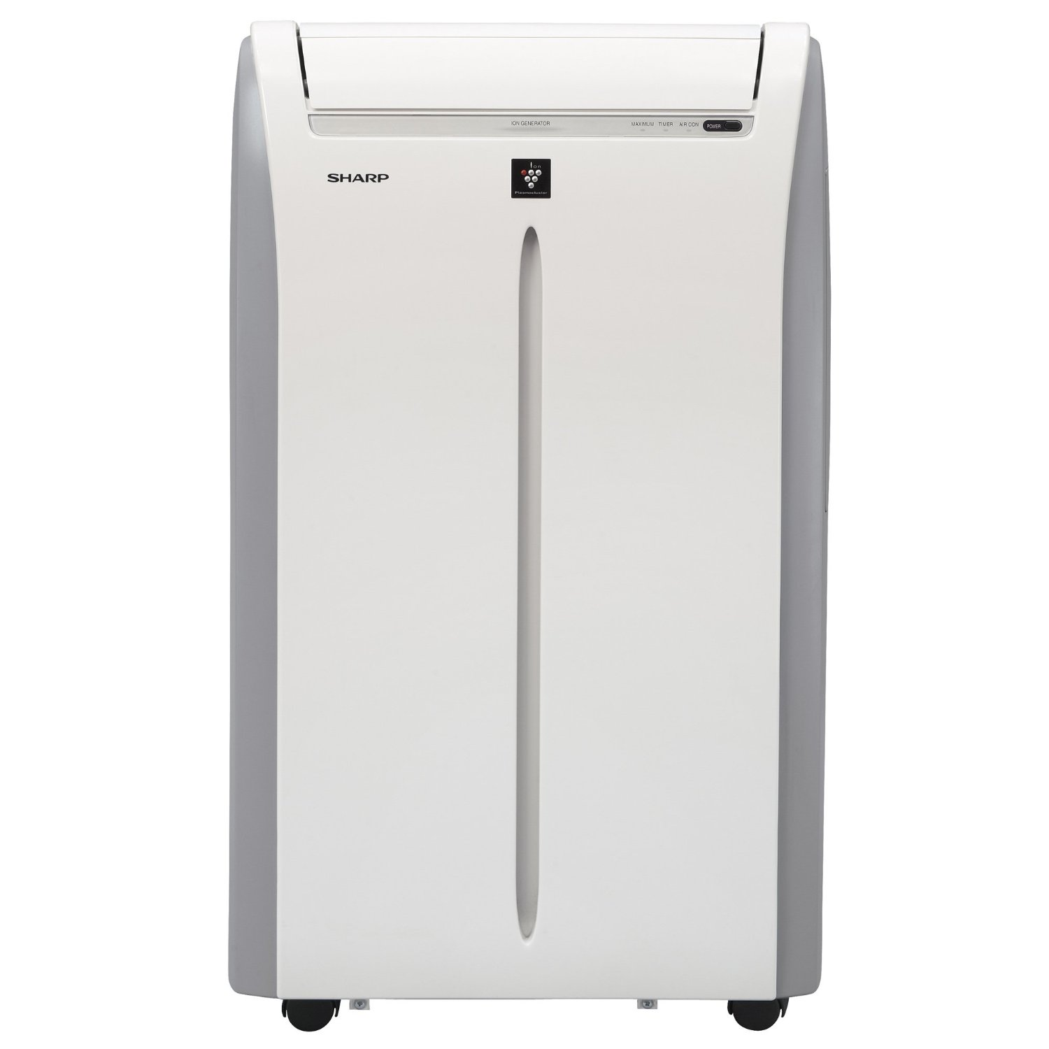 : SHARP Model: CV2P12SX Style: 11 500 BTU Portable Air Conditioner #5C504E