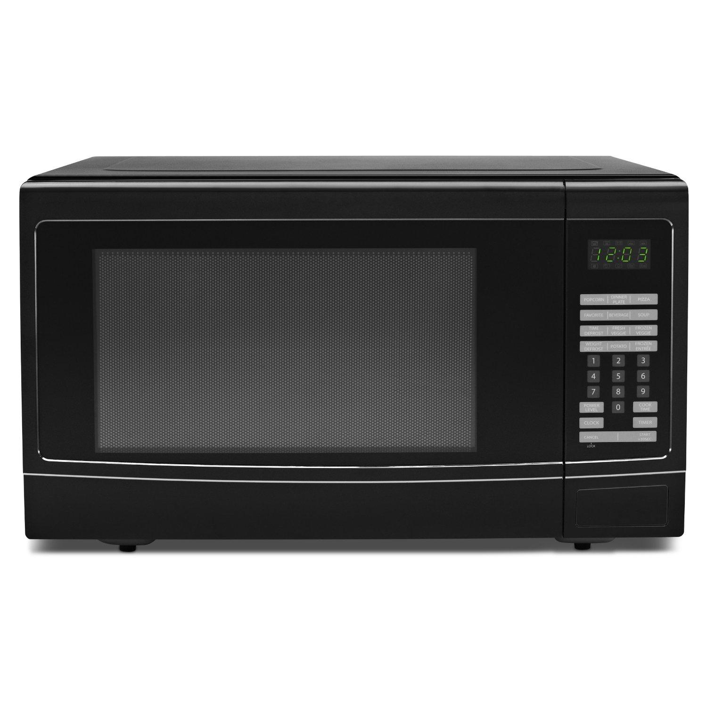 Hotpoint Countertop Microwave : AMC2165AB Amana amc2165ab Countertop Microwaves Black