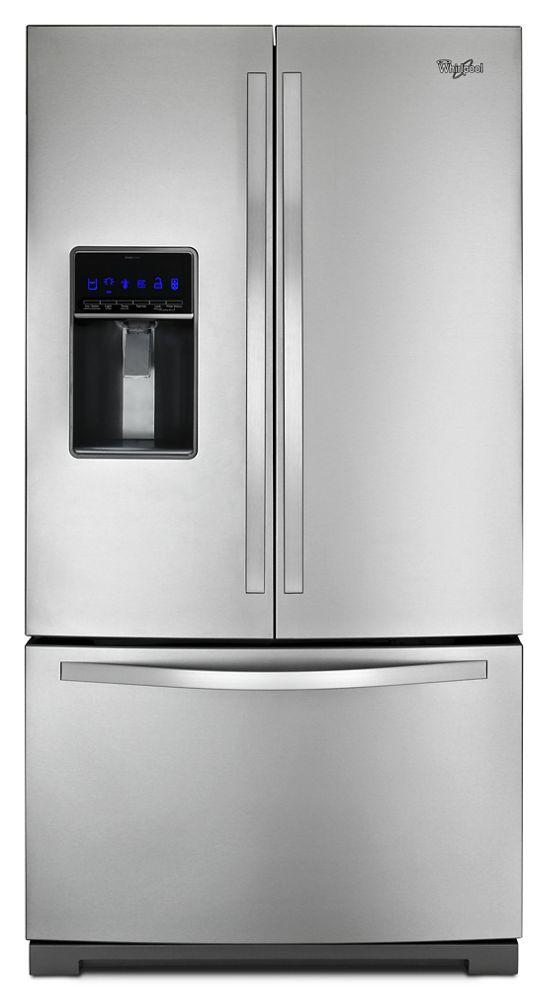 Wrf736sdam Whirlpool Wrf736sdam Bottom Freezer