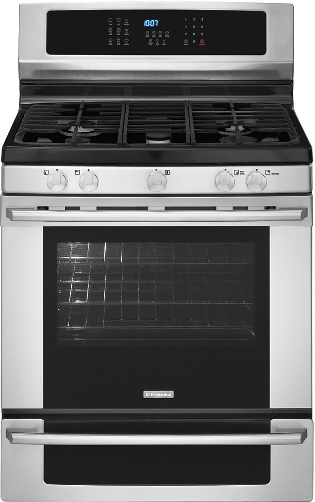 Electrolux Ei30gf35js 30 Inch Freestanding Gas Range With