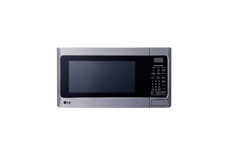Countertop Microwave Lg : ... : LG, Model: LCS1112ST, Style: 1.1 cu. ft. Countertop Microwave Oven