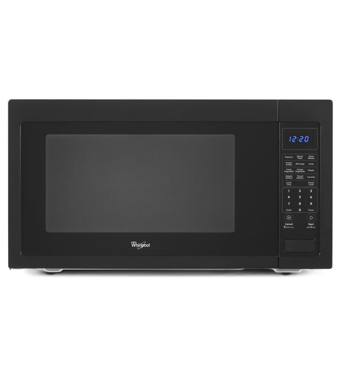 WMC50522AB Whirlpool wmc50522ab Countertop Microwaves Black